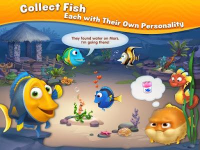 Fishdom Deep Dive Apk Terbaru