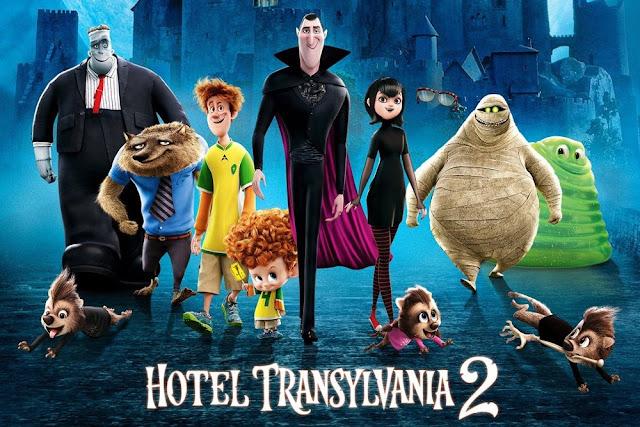 Hotel Transylvania 2 (2015) HINDI Full Movie [HQ]