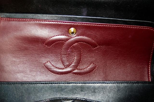 logo CC w oryginalnej torebce Chanel jak wygląda?