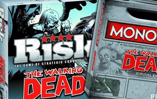 Game Review: The Walking Dead Risk and Monopoly! - Blogs