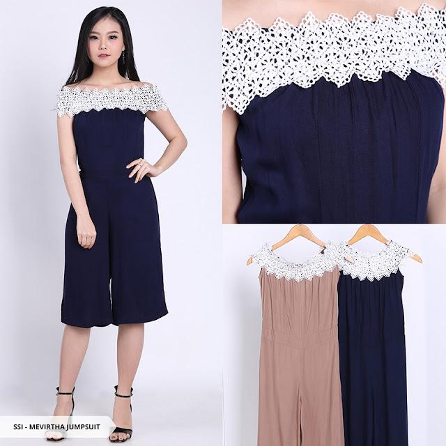 Trend Fashion Baju Wanita Bulan Januari 2018 Demi Sista