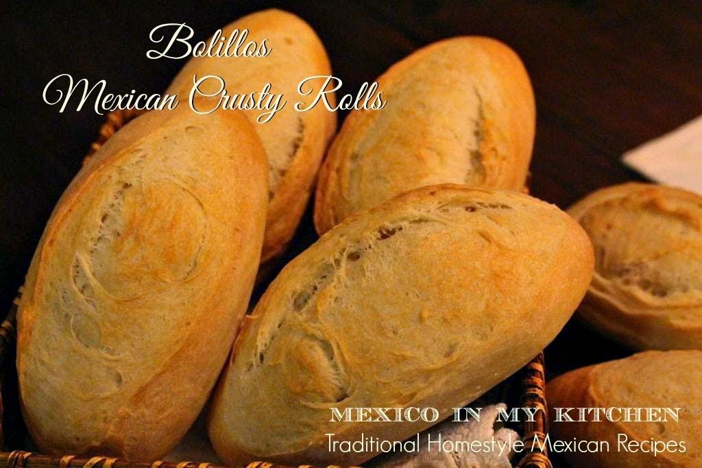 Recipe mexican bolillos crusty rolls mexican bolillos crusty rolls forumfinder Gallery