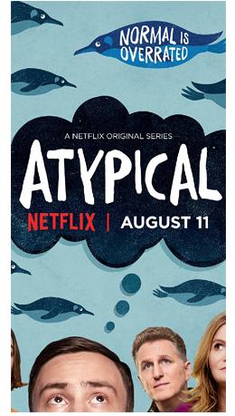 Avis série Netflix - Atypical saison 1