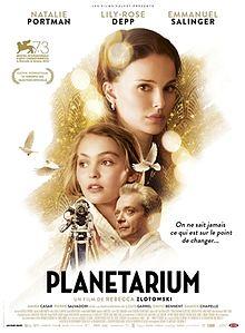 فيلم Planetarium 2016 مترجم