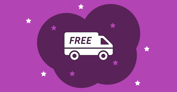 Get Free Shipping For All Destination