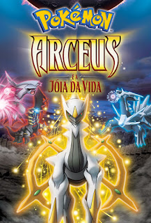 Pokémon: Arceus e a Joia da Vida - BDRip Dual Áudio