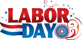Labor day logo 2019