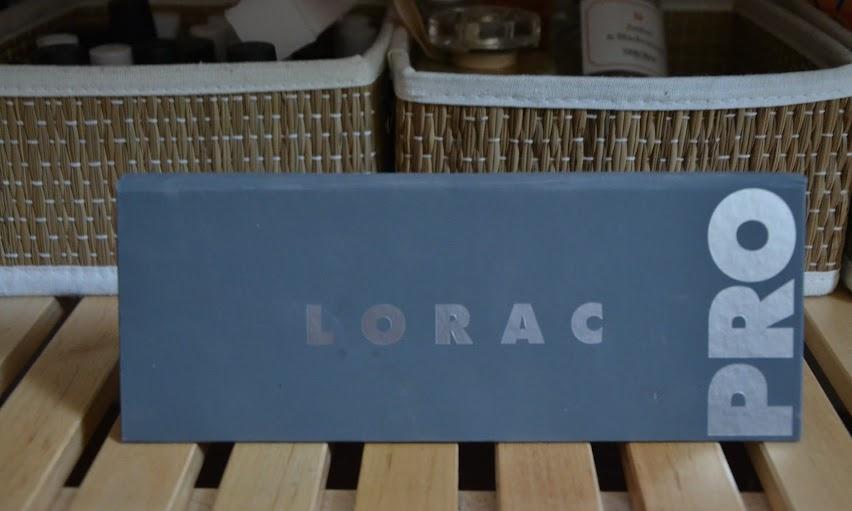 Review: Lorac Pro 2 Palette