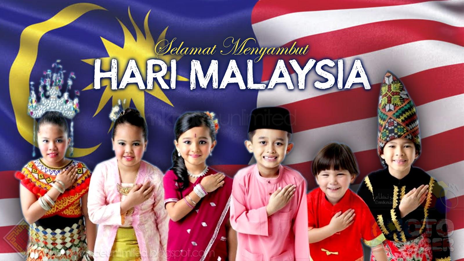 Selamat Menyambut Hari Malaysia 2018 Mknace Unlimited The Colours Tcash Vaganza 32 Milo Activ Go