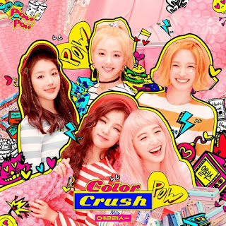 ELRIS - Color Crush Albümü