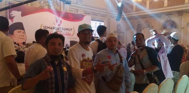 Insyaallah Prabowo-Sandi Menang Di Sumut
