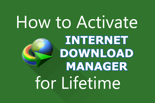 How to Activate IDM for Lifetime - YJ ES Latest Buzz