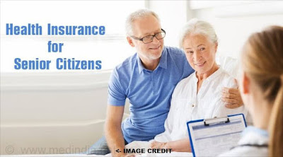 Senior Citizen Health Insurance Scheme