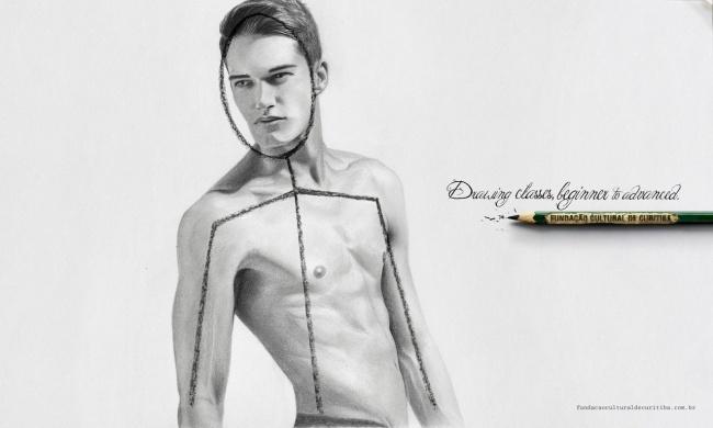 10 прикольных и креативных рекламных плакатов