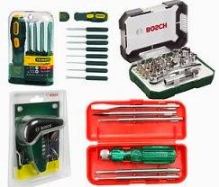Min 40% Off on Home Improvement Tools (Bosch & Stanley Screw Drivers)@ Flipkart