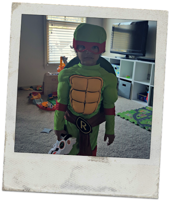 Cutest Ninja Turtle
