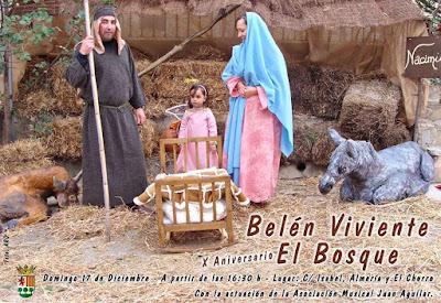 Belén Viviente 2017 - El Bosque