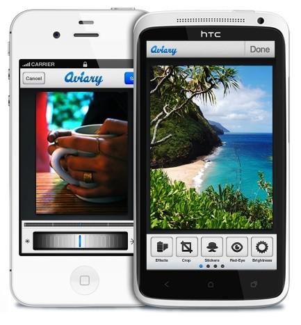 تحميل برنامج Aviary لهواتف ويندوز فون 8 مجانا