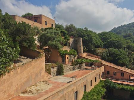 Mulino del Porticello Calabria Capo Vaticano Ricadi