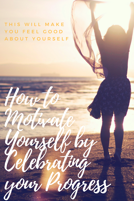How to motivate yourself by celebrating your progress goals cameroonian bloggers