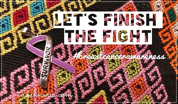 Kisah Bunsal Tentang Tumor dan Kanker Payudara