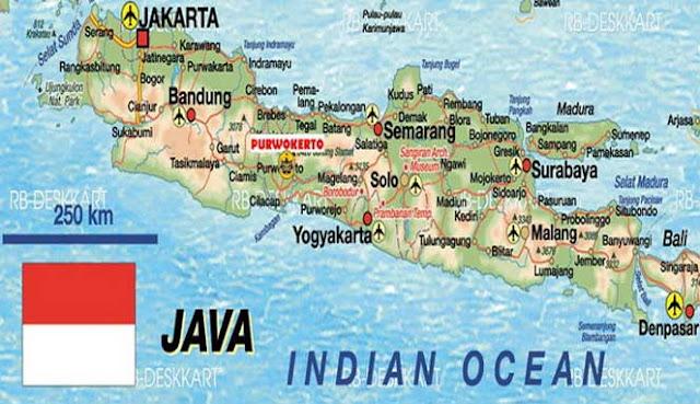 pulau yang tersebar dari ujung barat Pulau Sumatera sampai ujung timur Pulau Papua 10 REKOR DUNIA DARI INDONESIA YANG PERLU KAMU KETAHUI