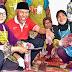 Wako Kujungi warga Saat Idul Adha Di Wisma Indah