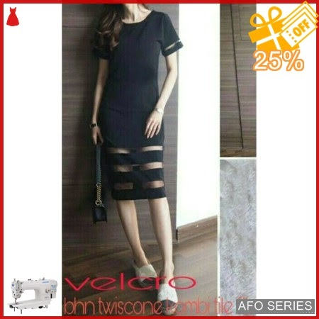 AFO331 Model Fashion Velcro Modis Murah BMGShop