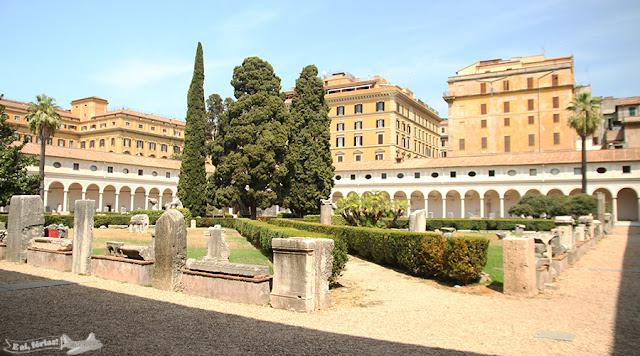 Museo Nazionale Romano - Terme di Diocleziano.
