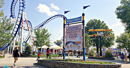 Experience the Thrill of the Past at Carowinds New County Fair