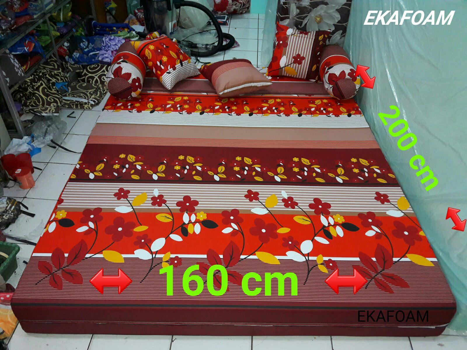 Harga Sofa Bed Inoac No 1 Sleeper On Sale Kasur Terbaru Oktober 2018 Agen Busa