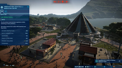 Jurassic World Evolution Game Screenshot 11