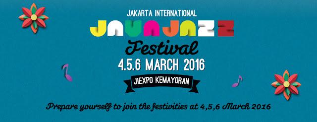Festival Musik Internasional Java Jazz Festival 2016