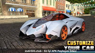 crazy for speed 2 hileli apk