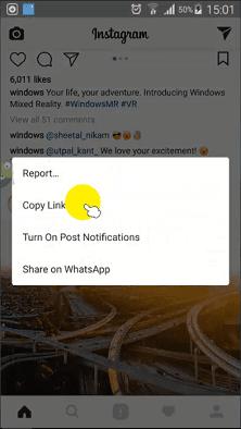 أسرع تطبيق لتحميل الصور والفيديوهات fast save for instagram