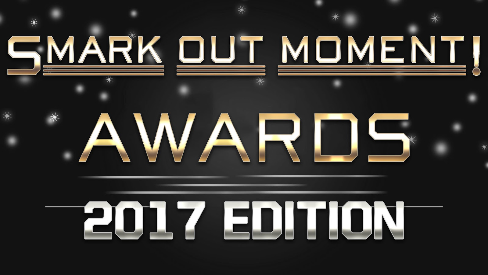Smark Out Moment wrestling Smarky Awards 2017 Smarkies