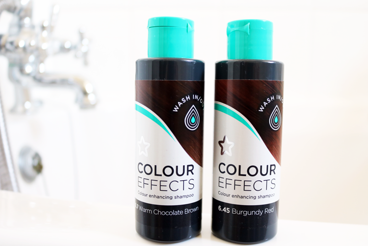 Superdrug Colour Effects Colour Enhancing Shampoo review