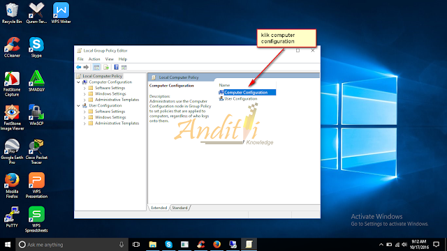 Cara Menonaktifkan Windows Defender Windows 10 Permanent_anditii.web.id