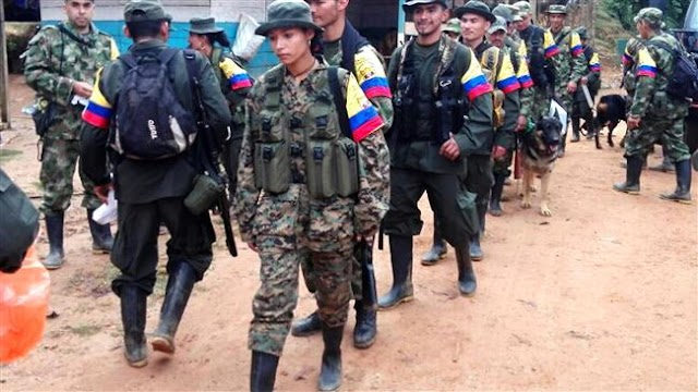 Colombia's FARC ex-rebels start turning weapons over