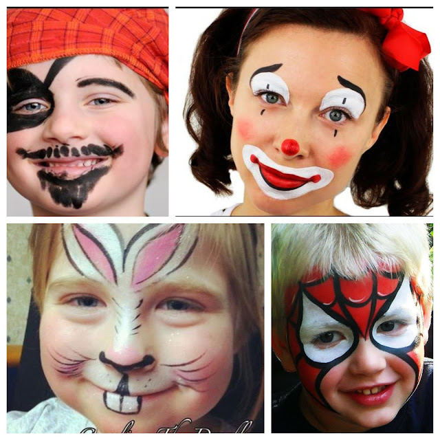 Maquillajes halloween y Carnaval  trucos e ideas