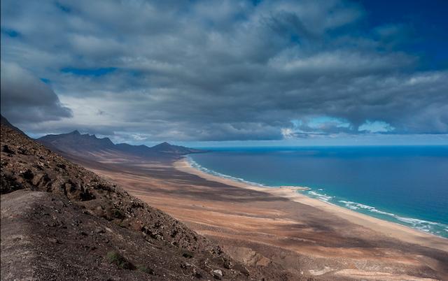 El Cofete Beach, Fuerteventura