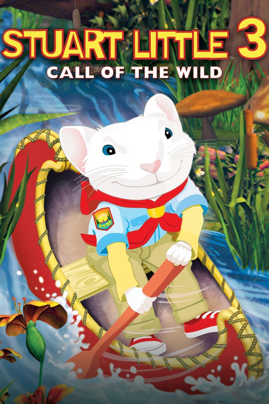 Stuart Little 3: Call of the Wild (2005) ταινιες online seires oipeirates greek subs