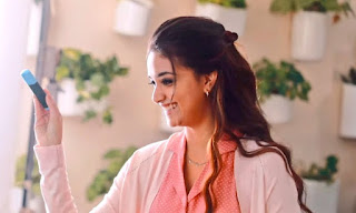 Keerthy Suresh Miss India Team