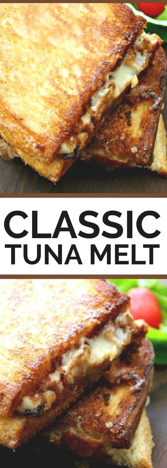 tuna melts recipes