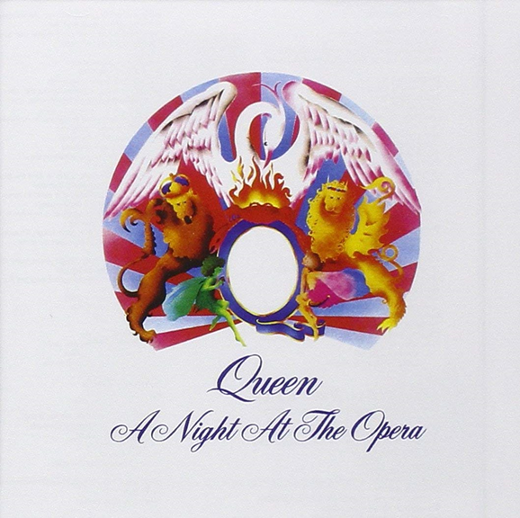 Album A Night at the Opera de Queen