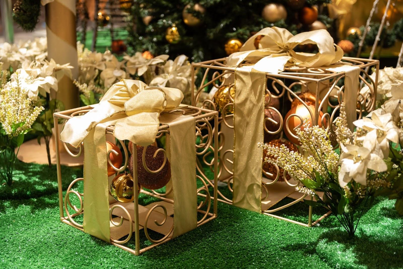 Decoração natalina do Brasília Shopping é listada pela Insider como uma das 20 mais belas do mundo