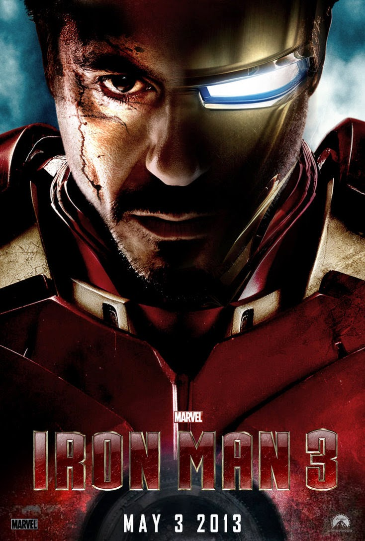 Iron Man 3 (2013) ταινιες online seires xrysoi greek subs