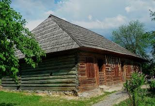 Ужгород. Музей народной архитектуры и быта. Корчма