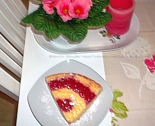 Pudding Himbeer Kuchen Rezept