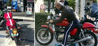 Ο Πέτρος Κωστόπουλος πάρκαρε σε θέση για ΑΜΕΑ και προκαλεί: «Σε γράφω στα αρ@@ια μου»